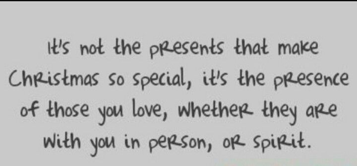 Presence Not Presents Xmas Poems Poem Quotes Life Quotes