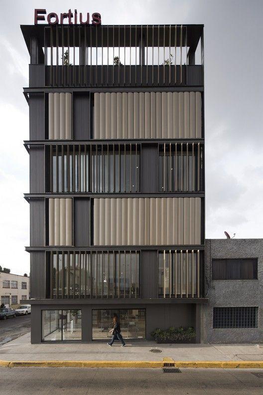 office building facade. Office Building Facades. Gallery Of Renovation México Fortius / ERREqERRE Arquitectura Y Urbanismo Facade
