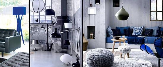 Geweldige Woonkamer Interieur Verlichting Tips & Ideeen met Staande ...