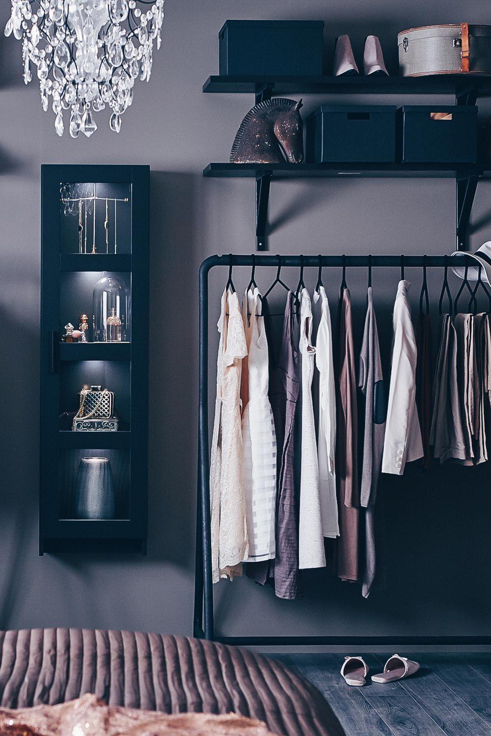 Begehbarer kleiderschrank ideen diy  7 Tipps und praktische Ideen für ein stilvolles Ankleidezimmer ...