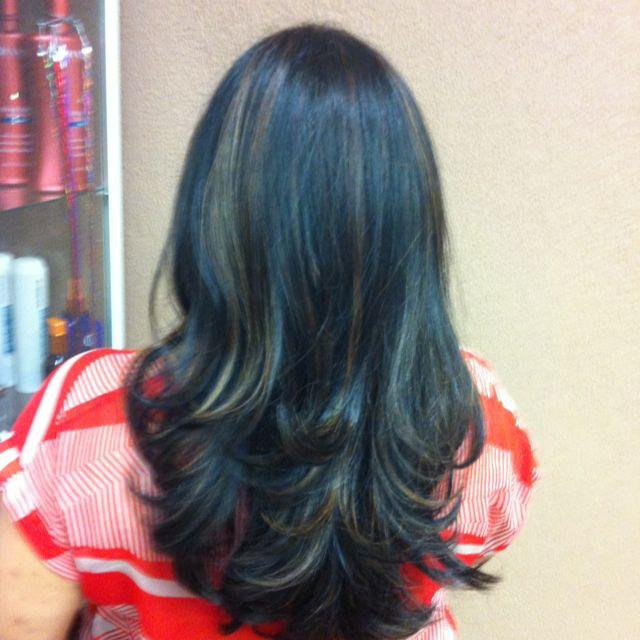 Hair By Holly M Miller Instyle Hair At Waterford Lakes Orlando Fl 407 782 6295 Long Hair Styles Hair Styles Hair