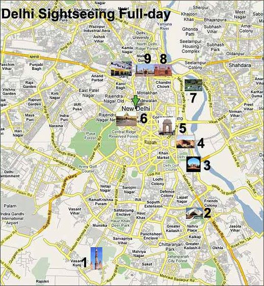 Delhi Tourist Map Delhi Tourist Map | Map Board in 2019 | Tourist map, Travel maps