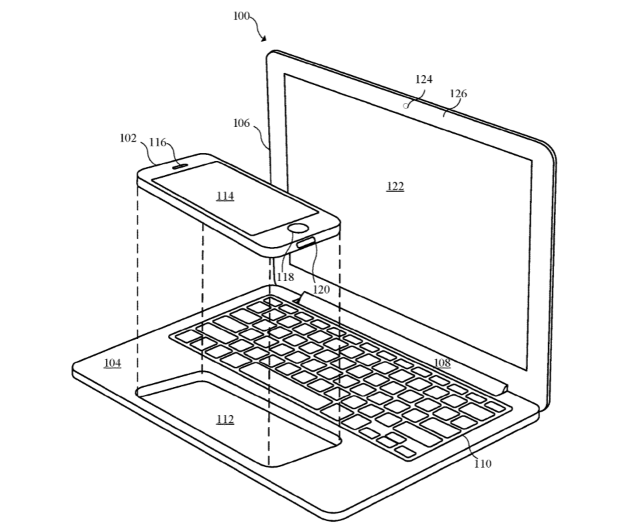 Apple reimagines the iPhone as a MacBook touchpad Mac