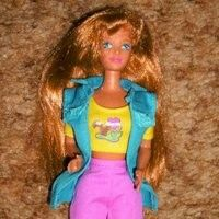 1980s And 1990s Barbie Dolls by Linda Patty | Photobucket