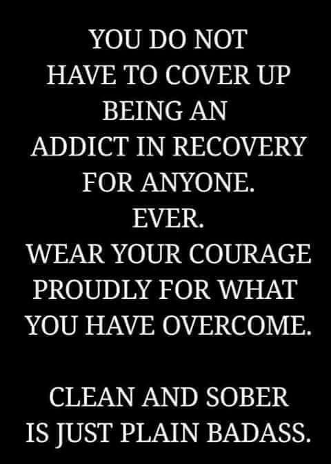 Sober Quotes SOBER IS SEXY | Sobriety Sober Quotes