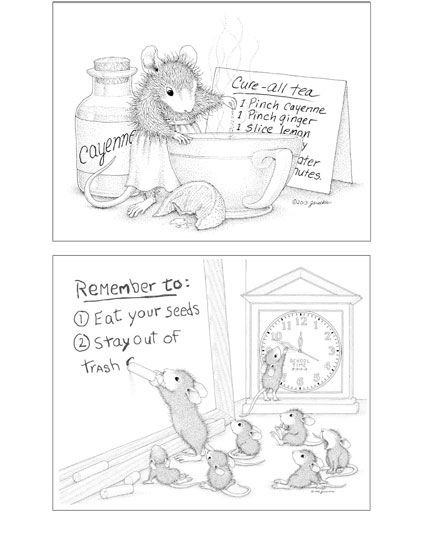 House Mouse Designs A House Mouse Colouring Book Uk Edition Volume 1 House Mouse Stamps Mouse Color Cute Coloring Pages