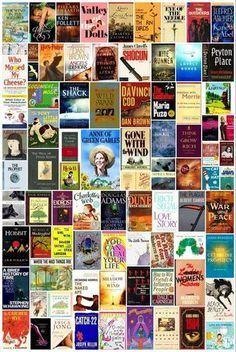 Book best seller list all time
