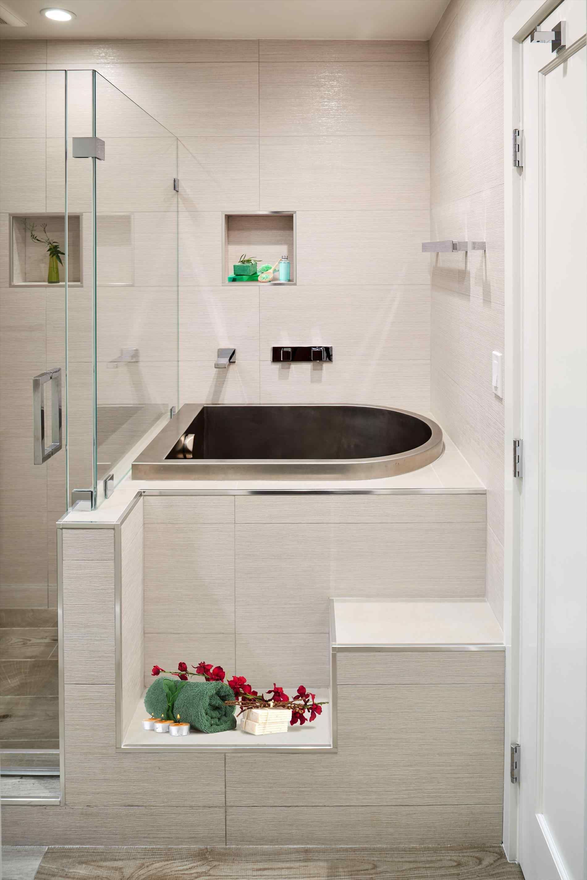 Incredible Japanese Tub Shower Combination Ideas - Tub Shower Combination,