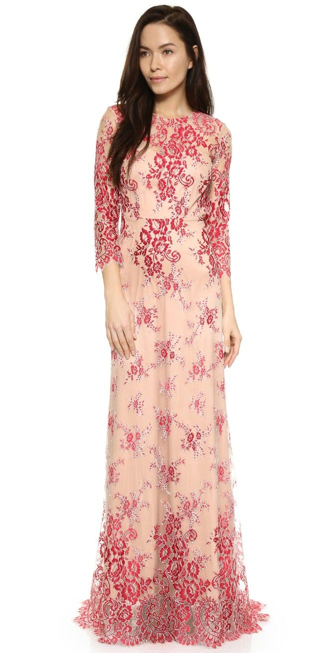 Akira Lace Gown   Gowns