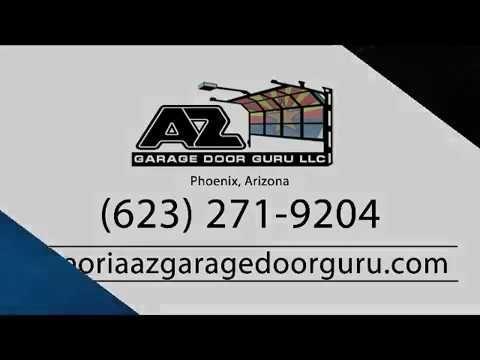 Phoenix Arizona Garage Door Repairs Az Garage Door Guru Call Now