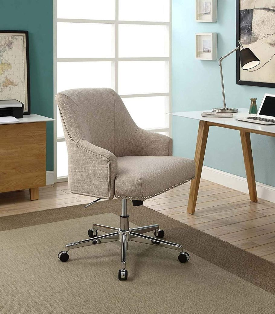 20 Cheap Comfy Desk Chair Ideas For Beautiful Home Offices Or Bedrooms Office Chair Design Home Office Chairs Desk Chair Comfy
