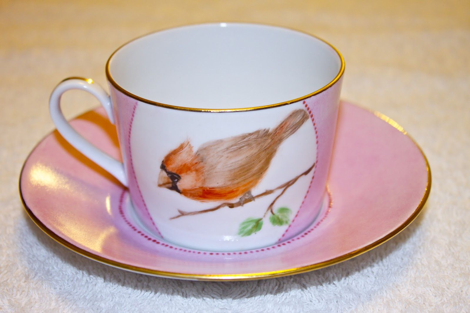 Tiny Little joys of life Birds Birds Birds..... and tea