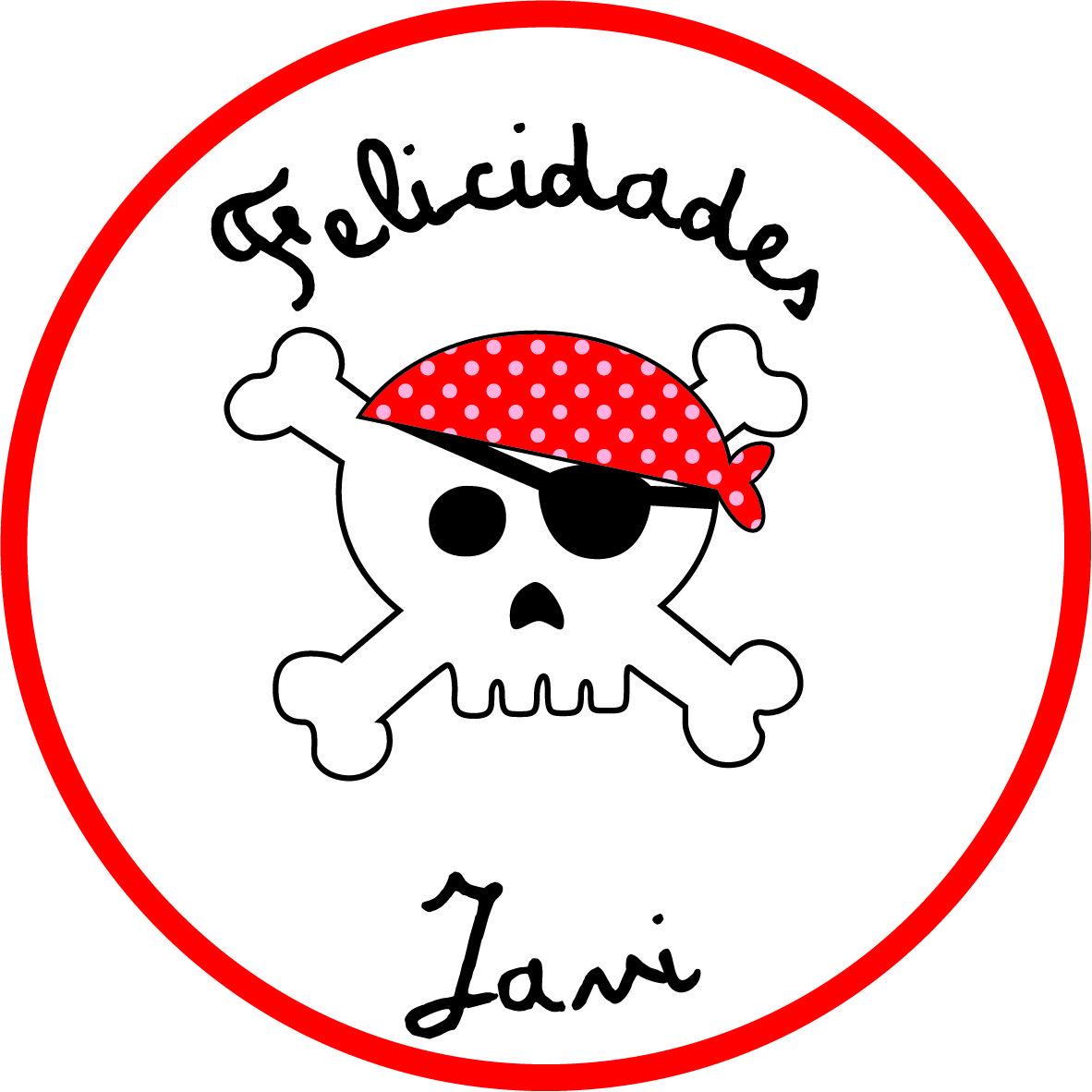 Resultado De Imagen De Calaveras Piratas Infantiles Piratas