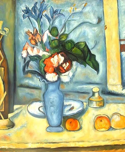 Cezanne The Blue Vase Craft Ideas Pinterest Matisse Matisse