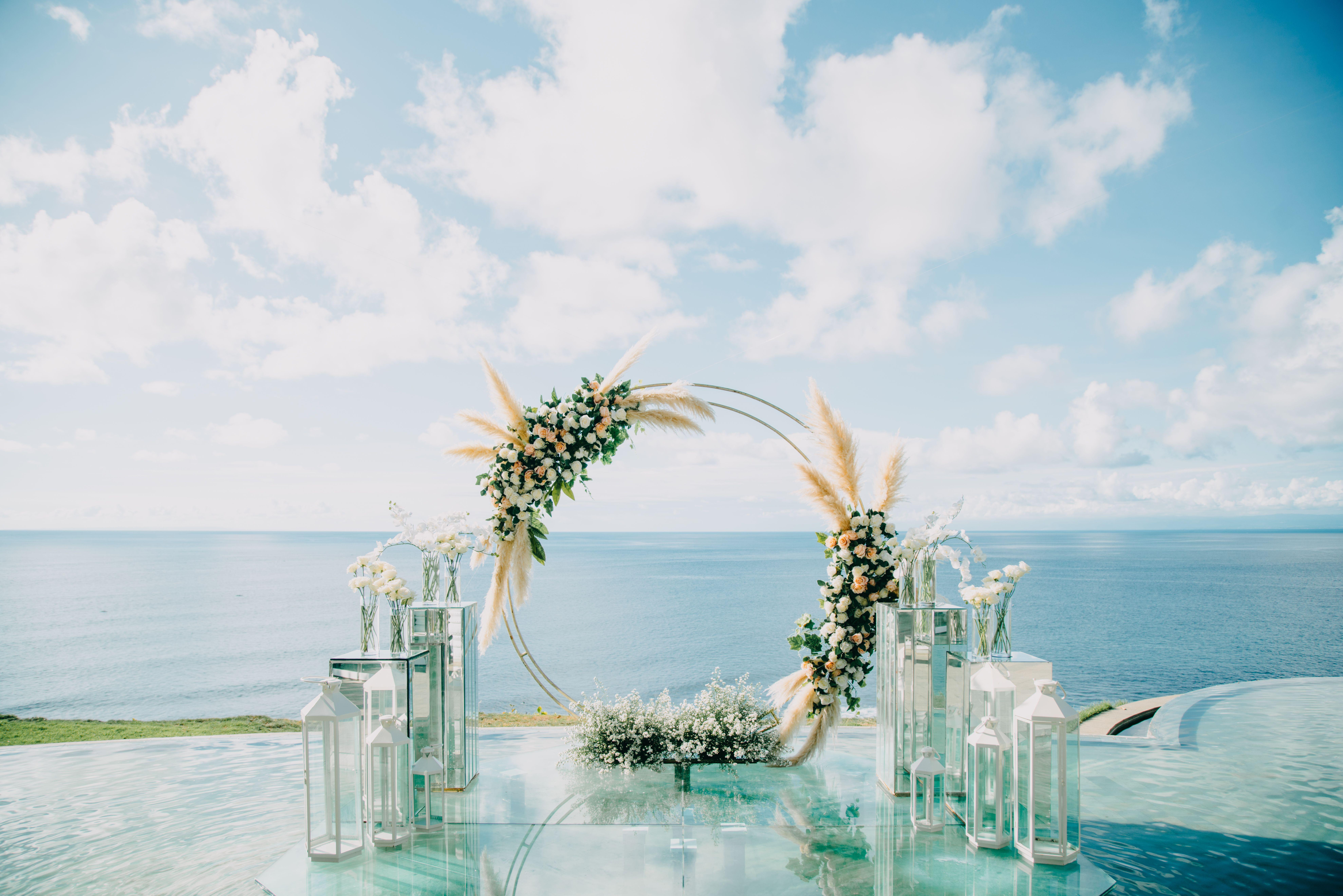 Pin on Water Wedding