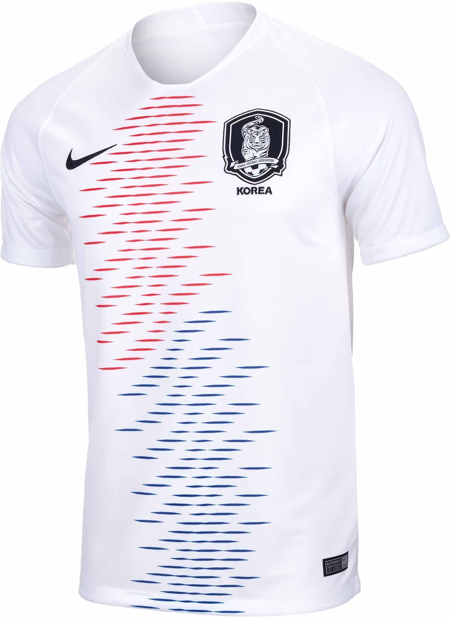 Nike South Korea Away Jersey 2018 19 Soccerpro Soccer Jersey Mens Soccer Jersey