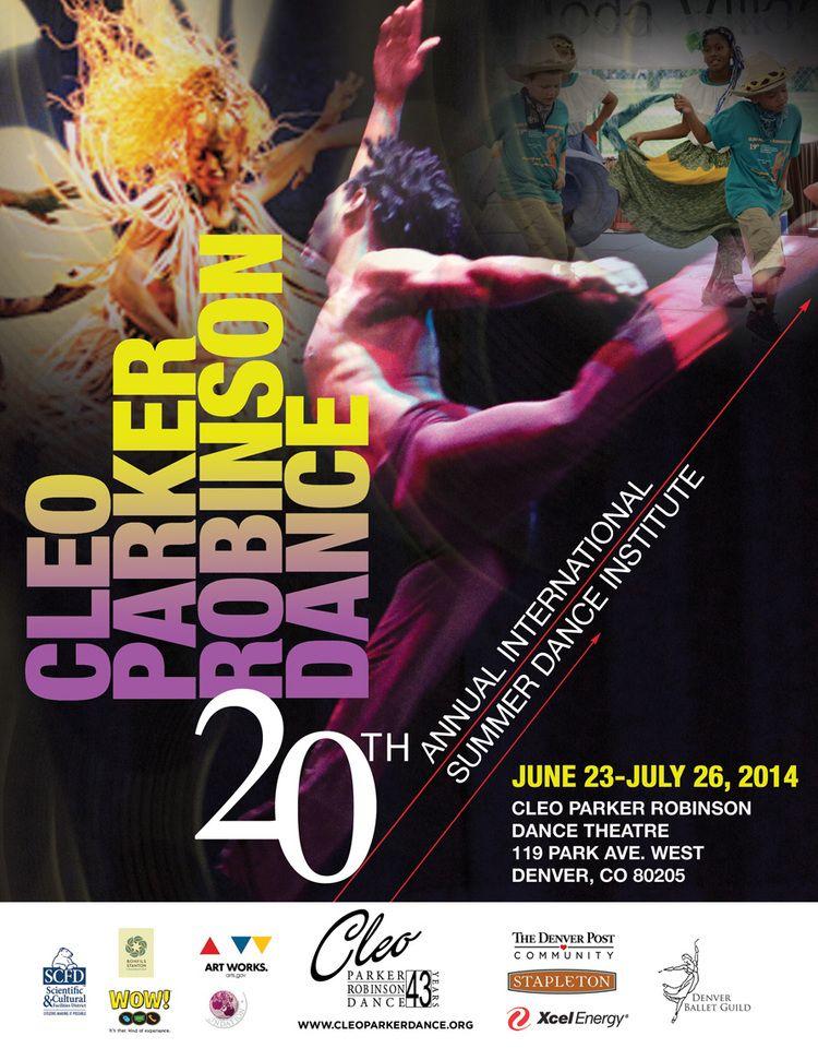 Cleo Parker Dance Summer Intensives Intense Summer Dance