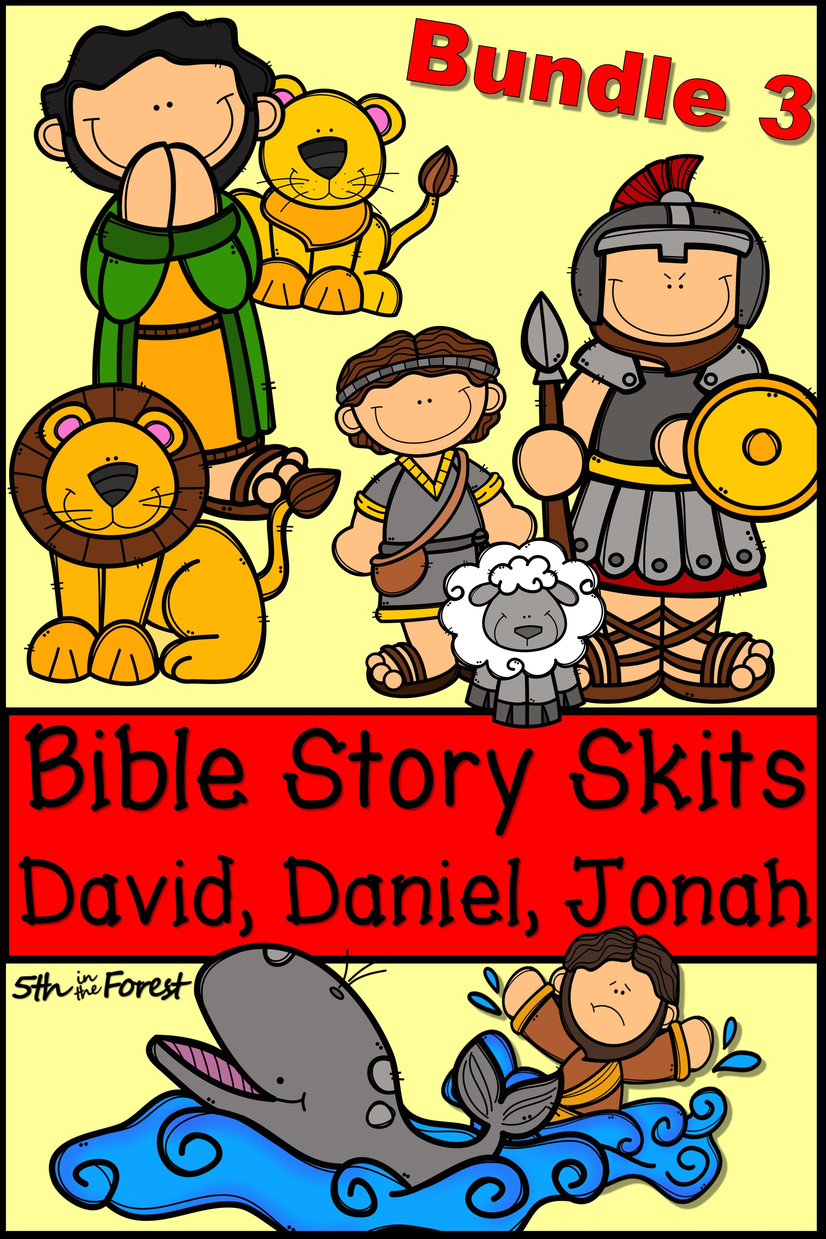 Bible story skits are the perfect addition to your ...