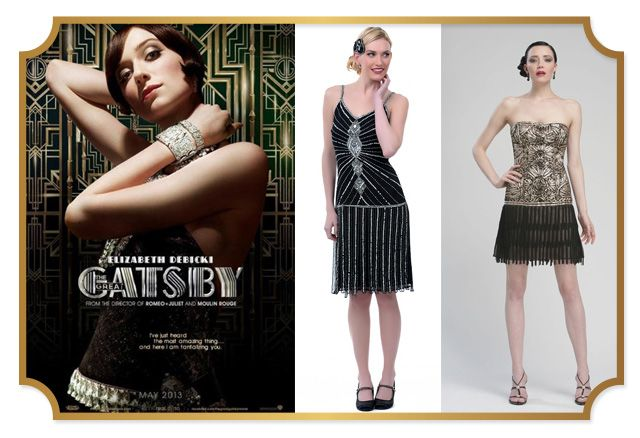 Great Gatsby Party Dress | The Great Gatsby Prom Dresses 2013 Dress ...