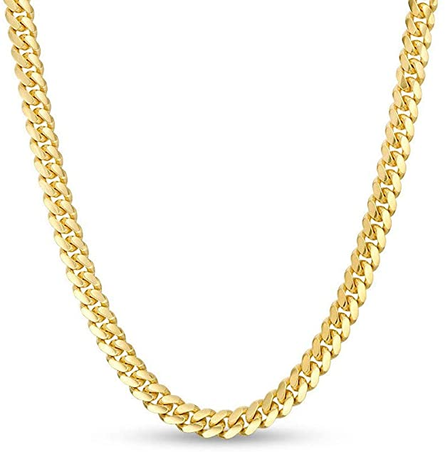 An Immediate Entry To Class And Elegance A Guaranteed Investment That Will Last A Lifetime Cuban Link Chain Necklaces Chain Link Necklace Cuban Link Chain