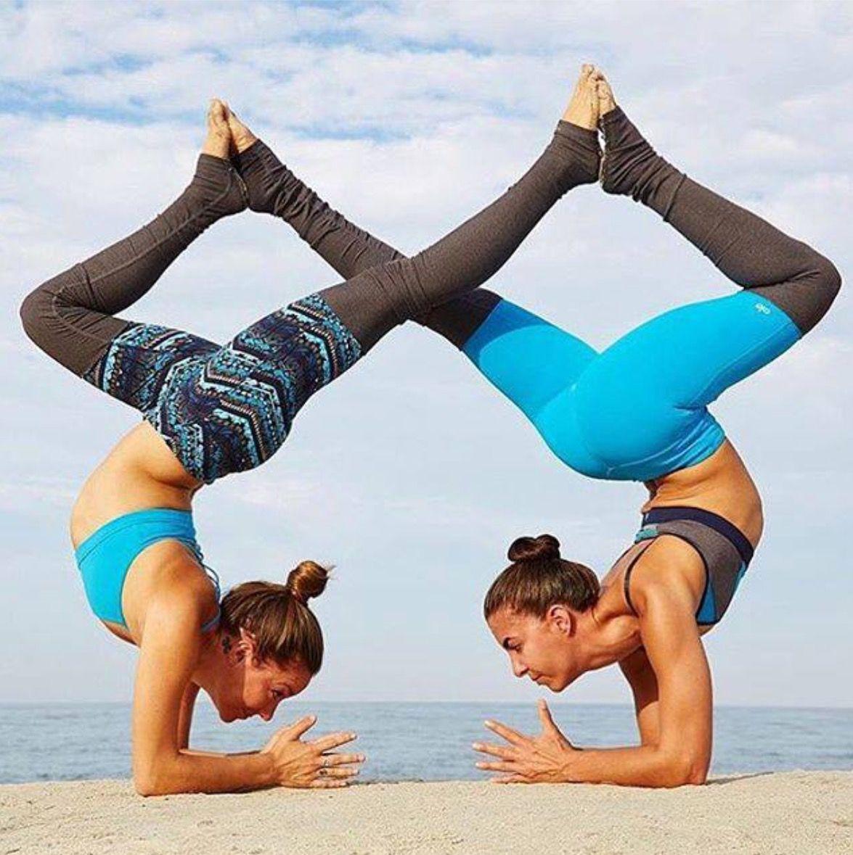 Парная Йога Для Похудения. 16 комментариев