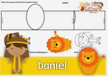 Daniel en el foso de los leones | Lugares para visitar | Pinterest ...