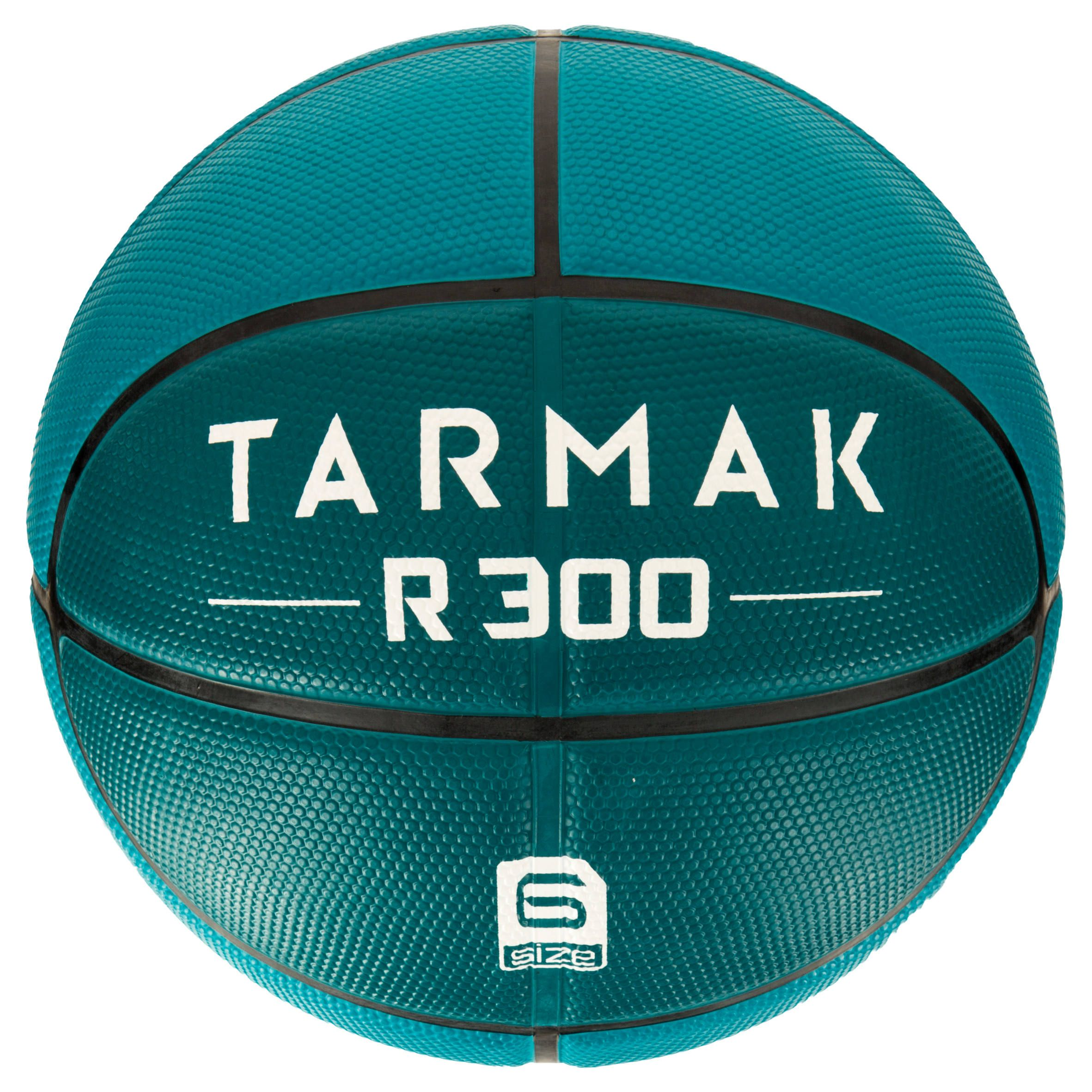 Balls R300 Women S Size 6 Basketball Greendurable Ages 10 And Up Decathlon Basketball Basketball Girls Decathlon