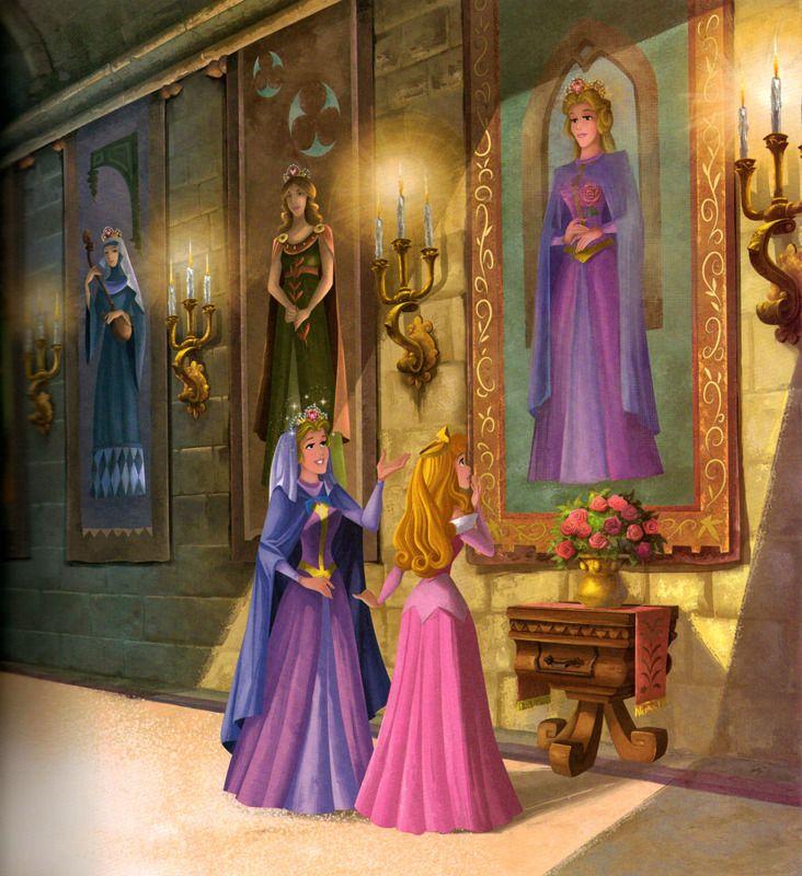 """Aurora and the Diamond Crown,"""