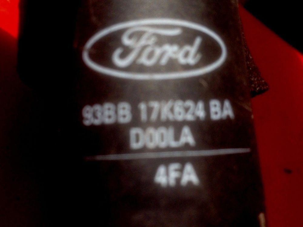 Ford Ka Windscreen Wiper Washer Pump Motor Fits  Part Bbkba
