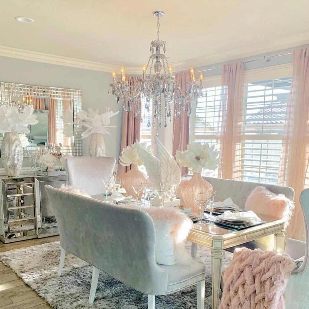 Shabby To Chic Five Ways To Revamp And Modernize Your Shabby Chic Room Dining Room Decor Shabby Chic Room Shabby Chic Dining Room
