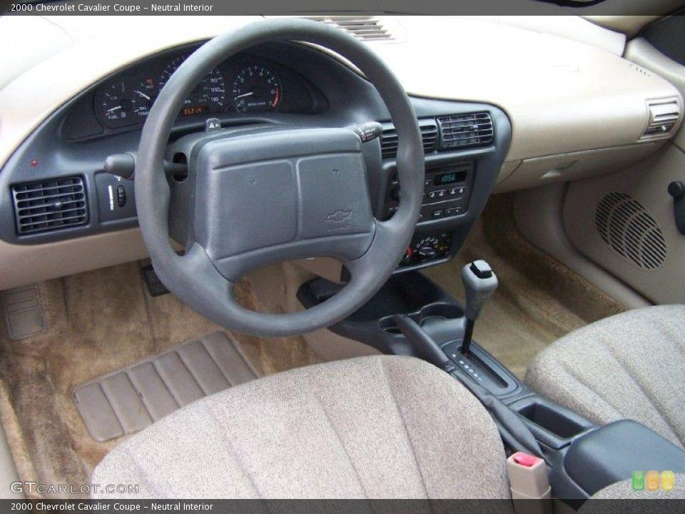 2000 Chevrolet Cavalier Interior | 2000-2009 in Vehicles ...