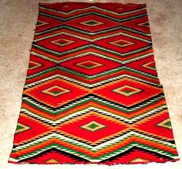 Antique Native American Indian Rugs