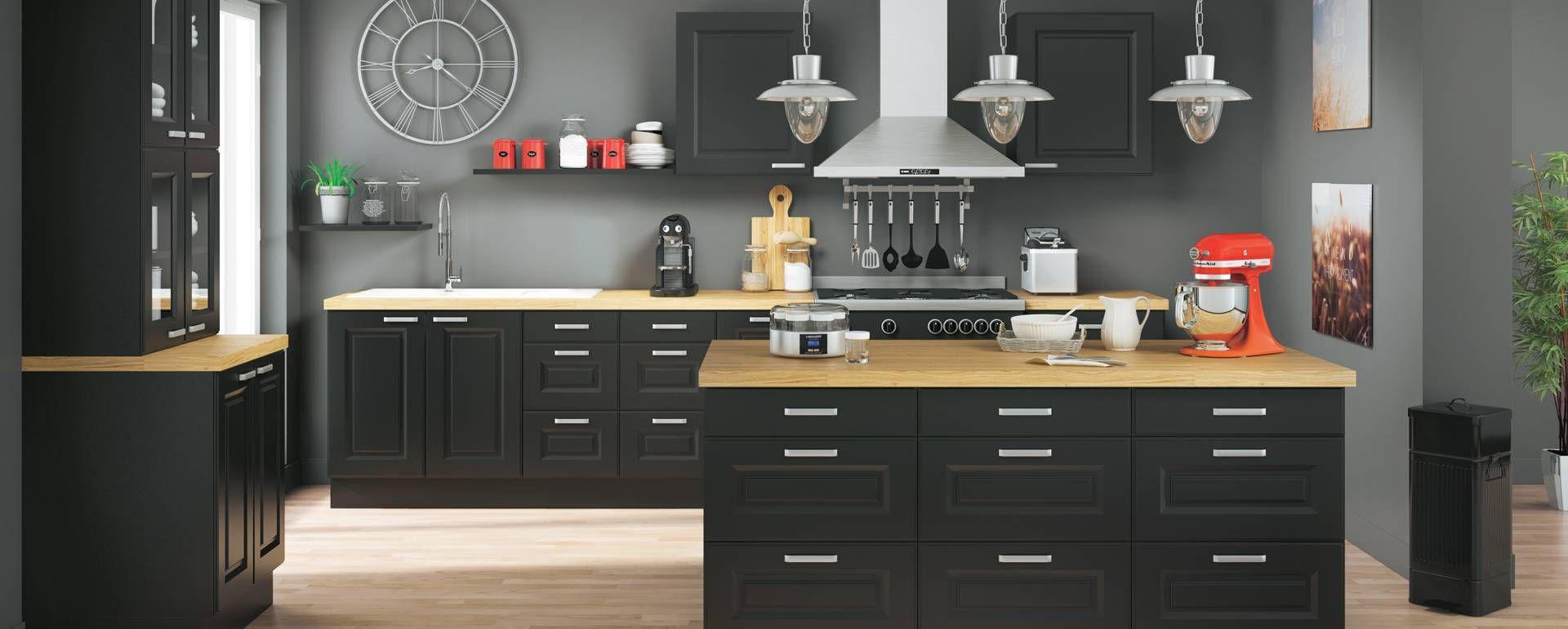 cuisine louise cuisines pinterest cuisine organisations and spaces. Black Bedroom Furniture Sets. Home Design Ideas