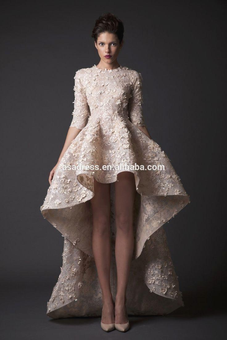 Best wedding dresses for short waisted  short in the front long in the back wedding dresses  best shapewear