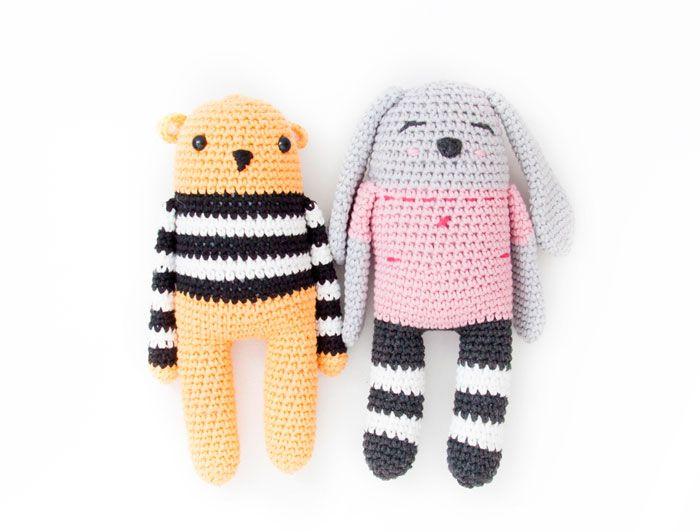 crocheted toys amigurumi description | tejidos | Pinterest | Para ...