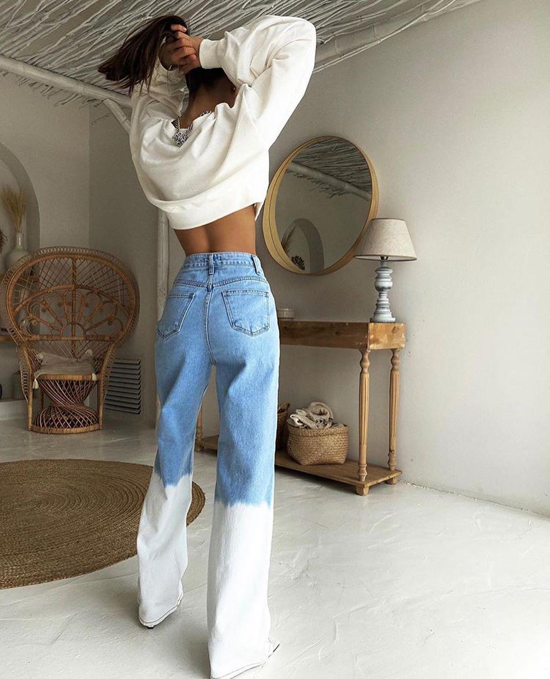 Ideas Para Decorar Los Jeans Hazlo Tu Misma Moda De Ropa Ropa De Moda Ropa Alterada