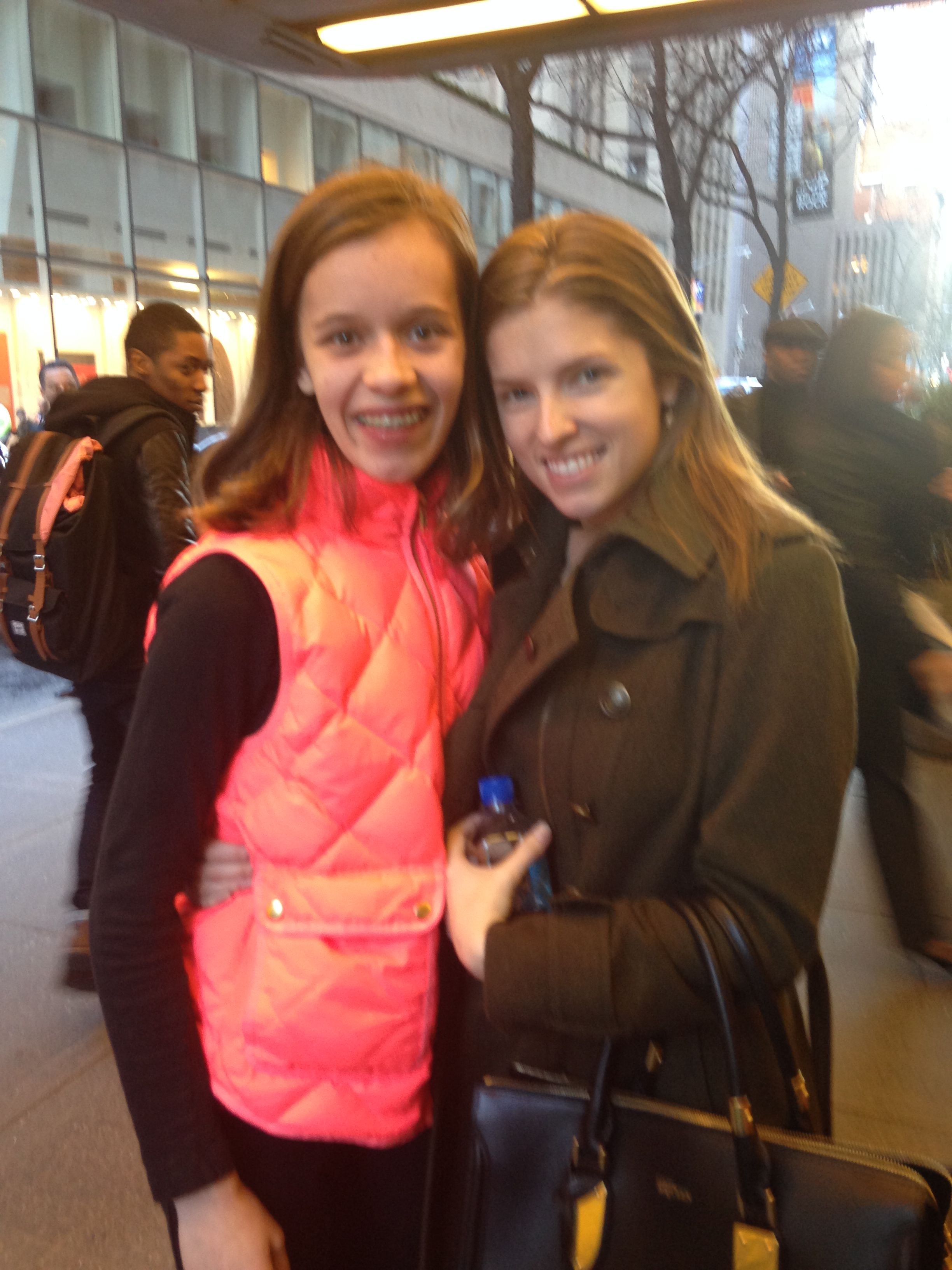Anna kendrick and i