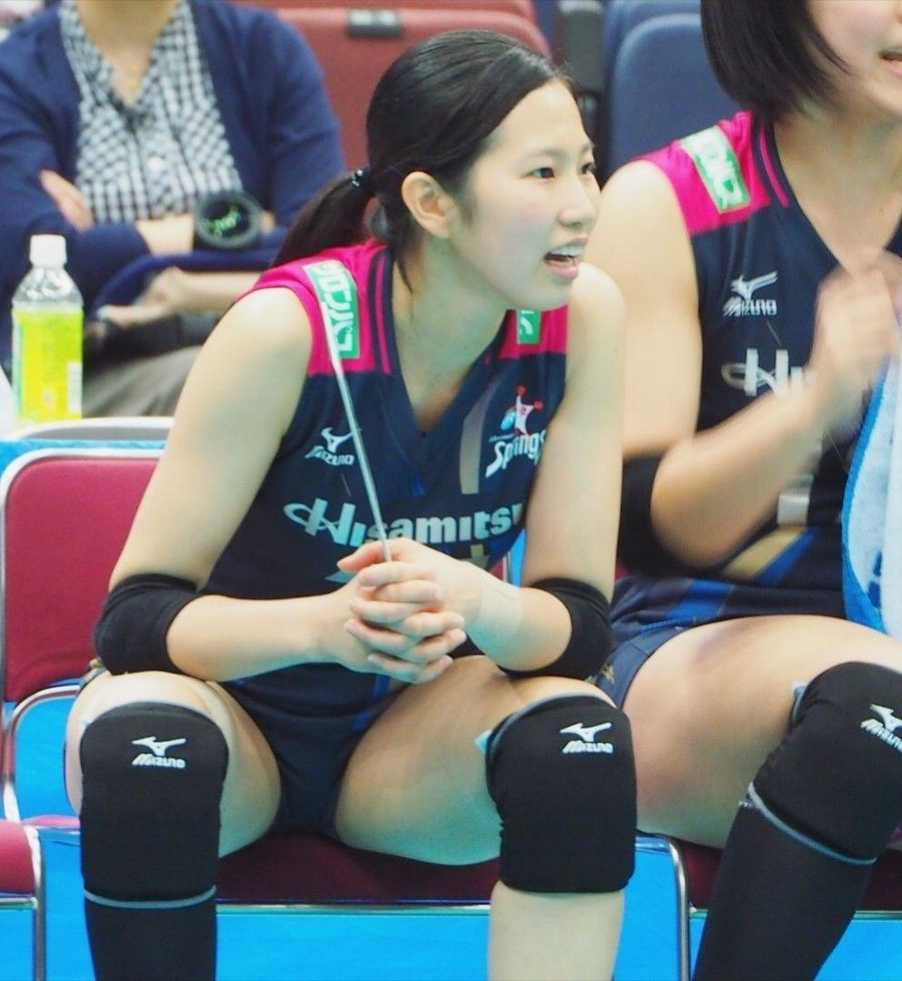 Pin By Said Khan On Volleyball Volleyball Players Women Volleyball Korean Girl Fashion