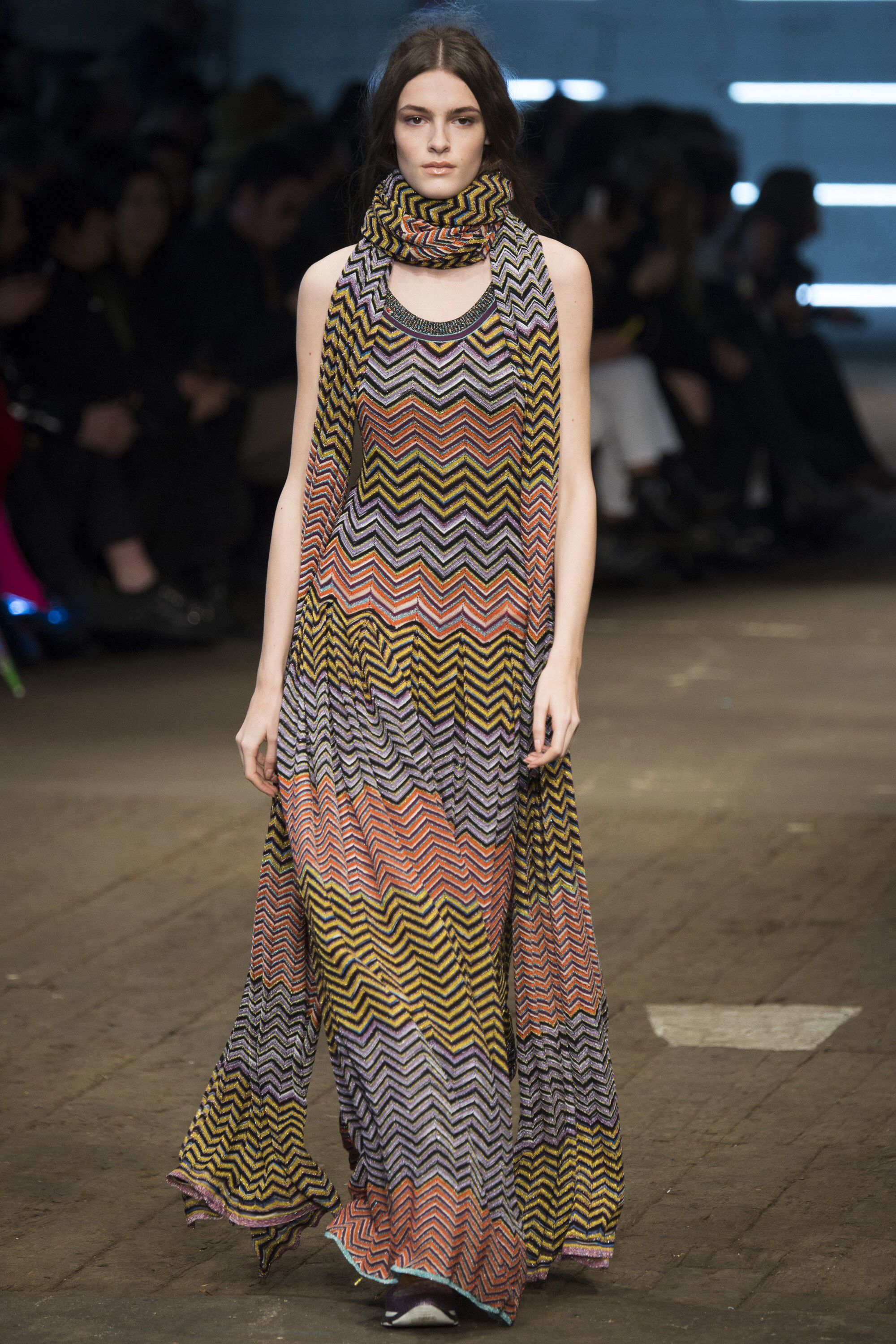 online store b714c ce34b Missoni Fall 2016 Ready-to-Wear Fashion Show in 2019 ...