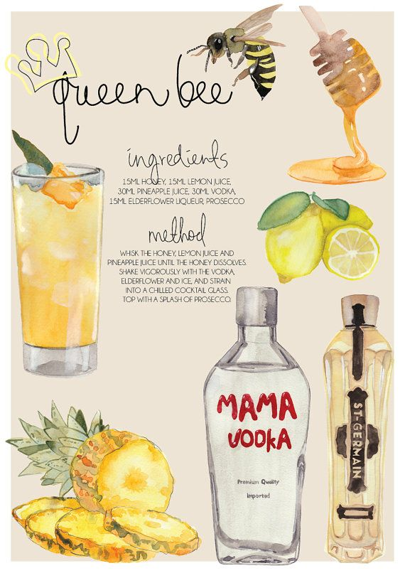Image result for queen bee cocktail