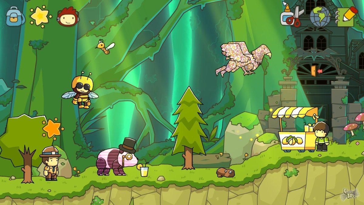 Scribblenauts unlimited apk Scribblenauts, Free games
