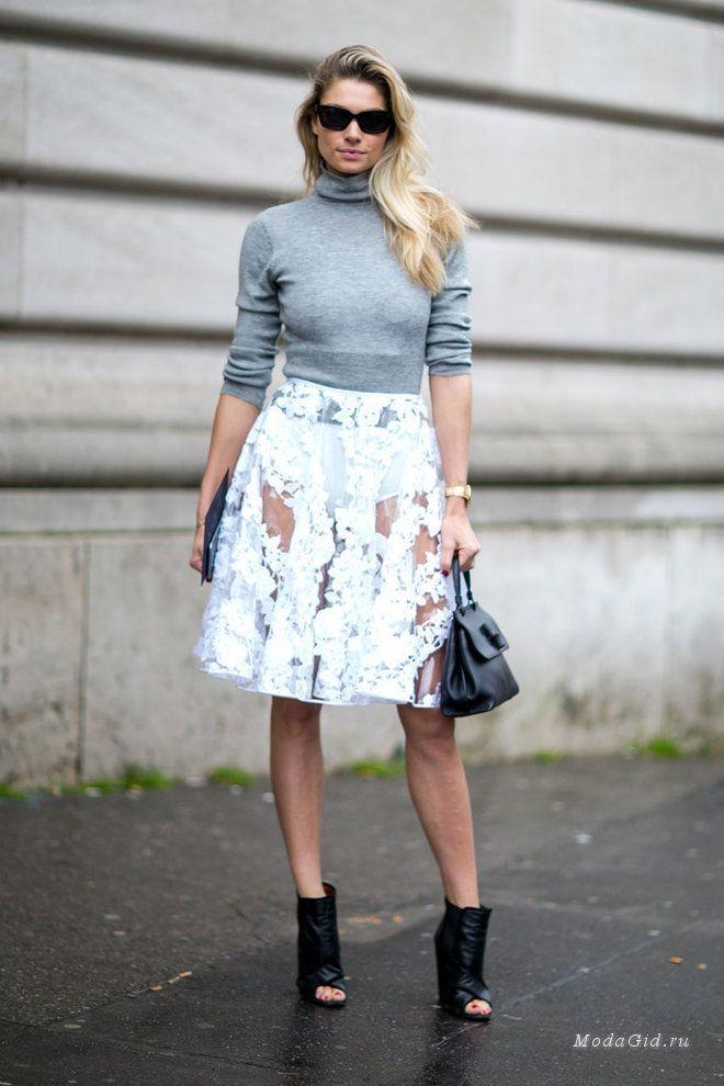 019ed11dd79d Уличная мода  Уличная мода Парижа на неделе моды осень-зима 2016-2017