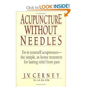 Great book accupunture without needles by jv cerney shows great book accupunture without needles by jv cerney shows accurate pressure points to help solutioingenieria Images