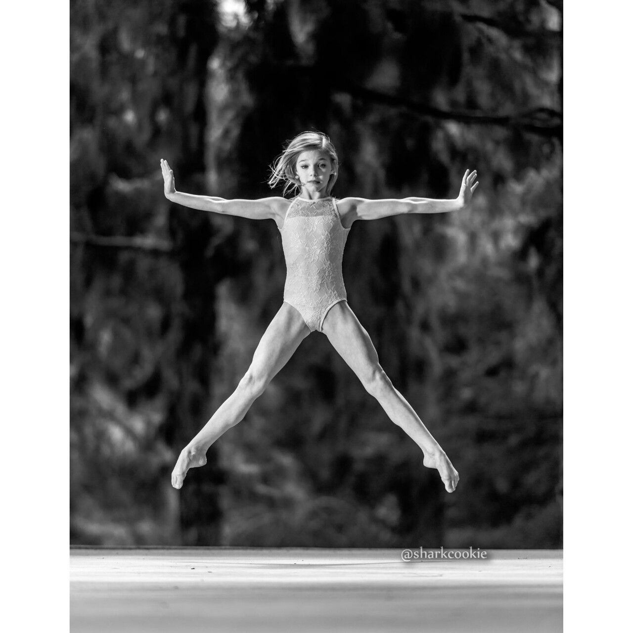 I photograph dancers in Los Angeles and other places. www.sharkcookie.com