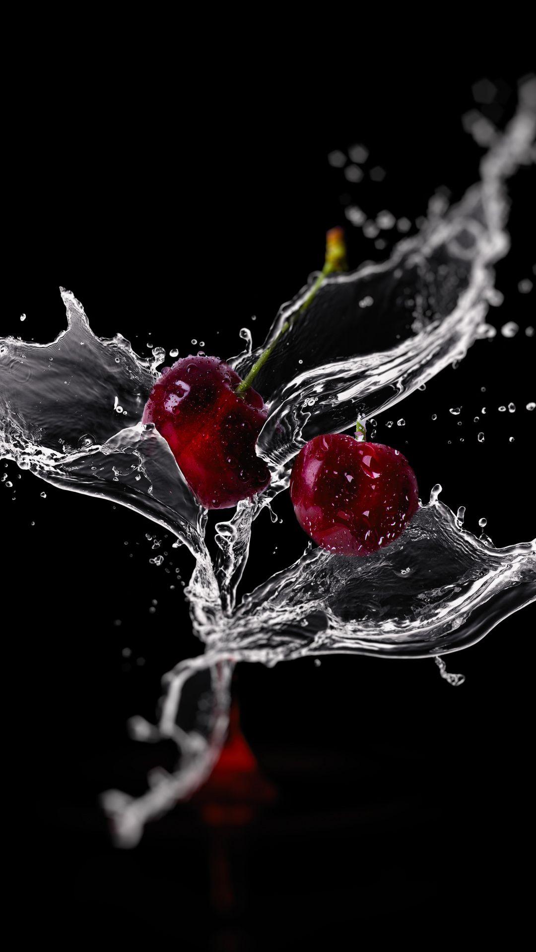 Wallpapers Water Food Graphic Design Fruit Liquid Fotografii Levitacii Fotografiya Fruktov Fruktovoe Iskusstvo