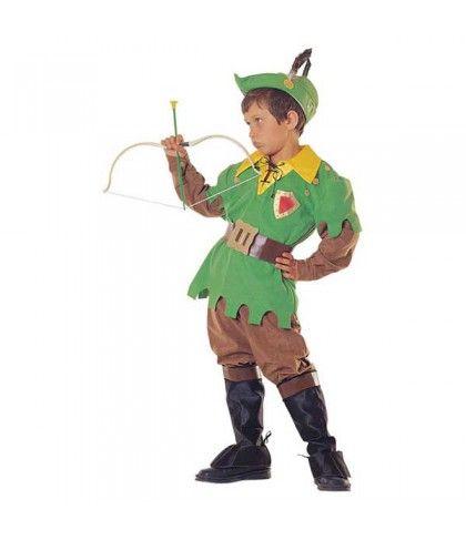 Ρομπέν Των Δασών Στολές για μικρά παιδιά