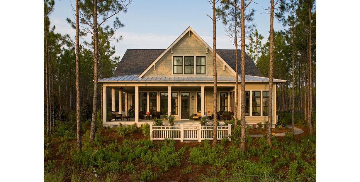 Southern Living Idea House Tucker Bayou Projects Looney Ricks Kiss Prefab Homes House Exterior Mobile Home Porch