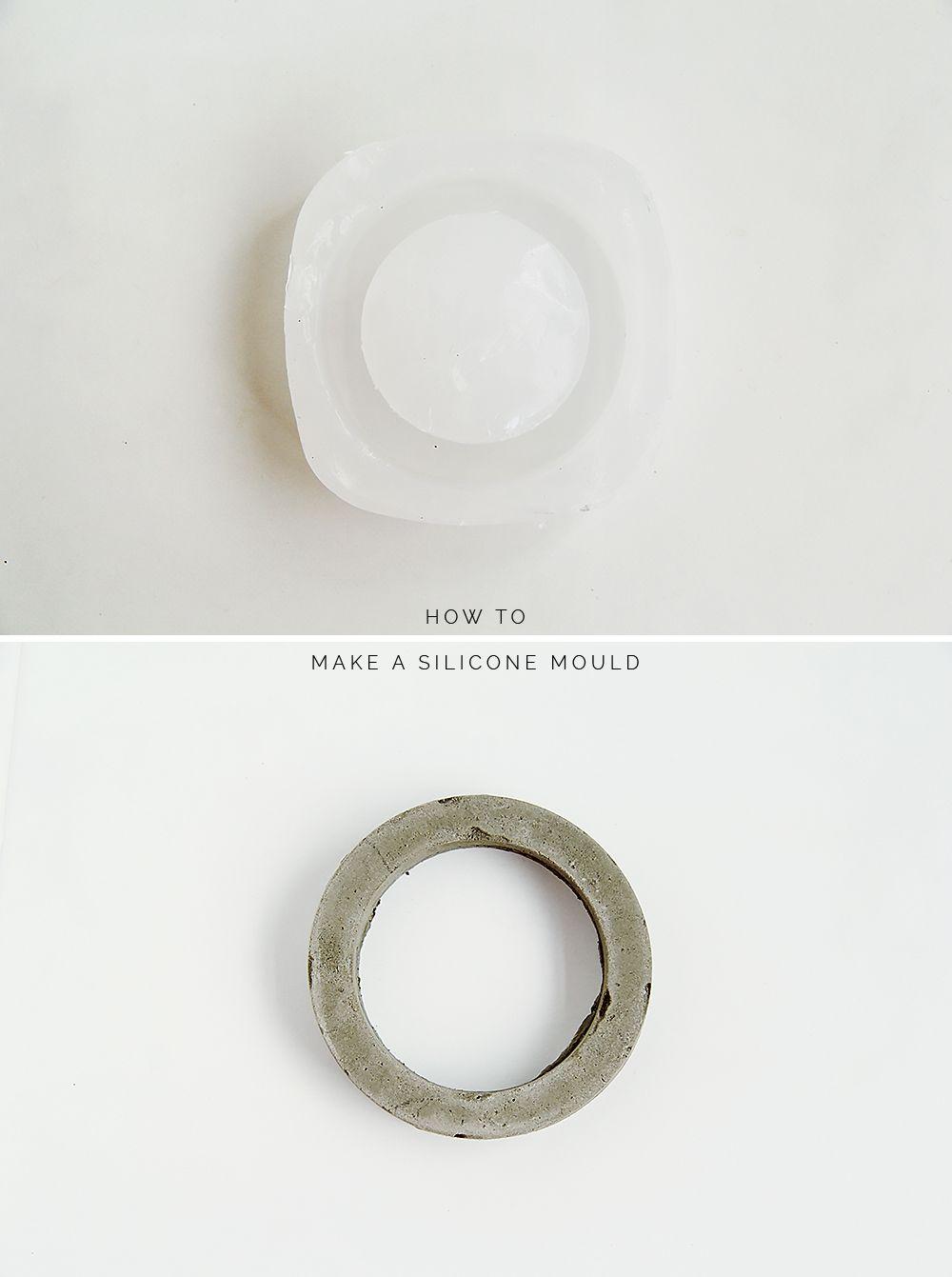 Как сделать силиконовую форму (Сделай сам)