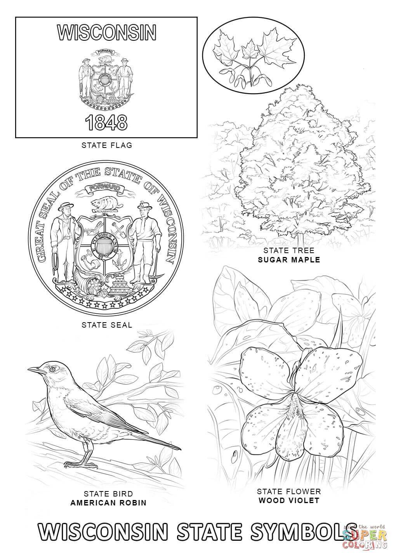 New York State Flower Crossword