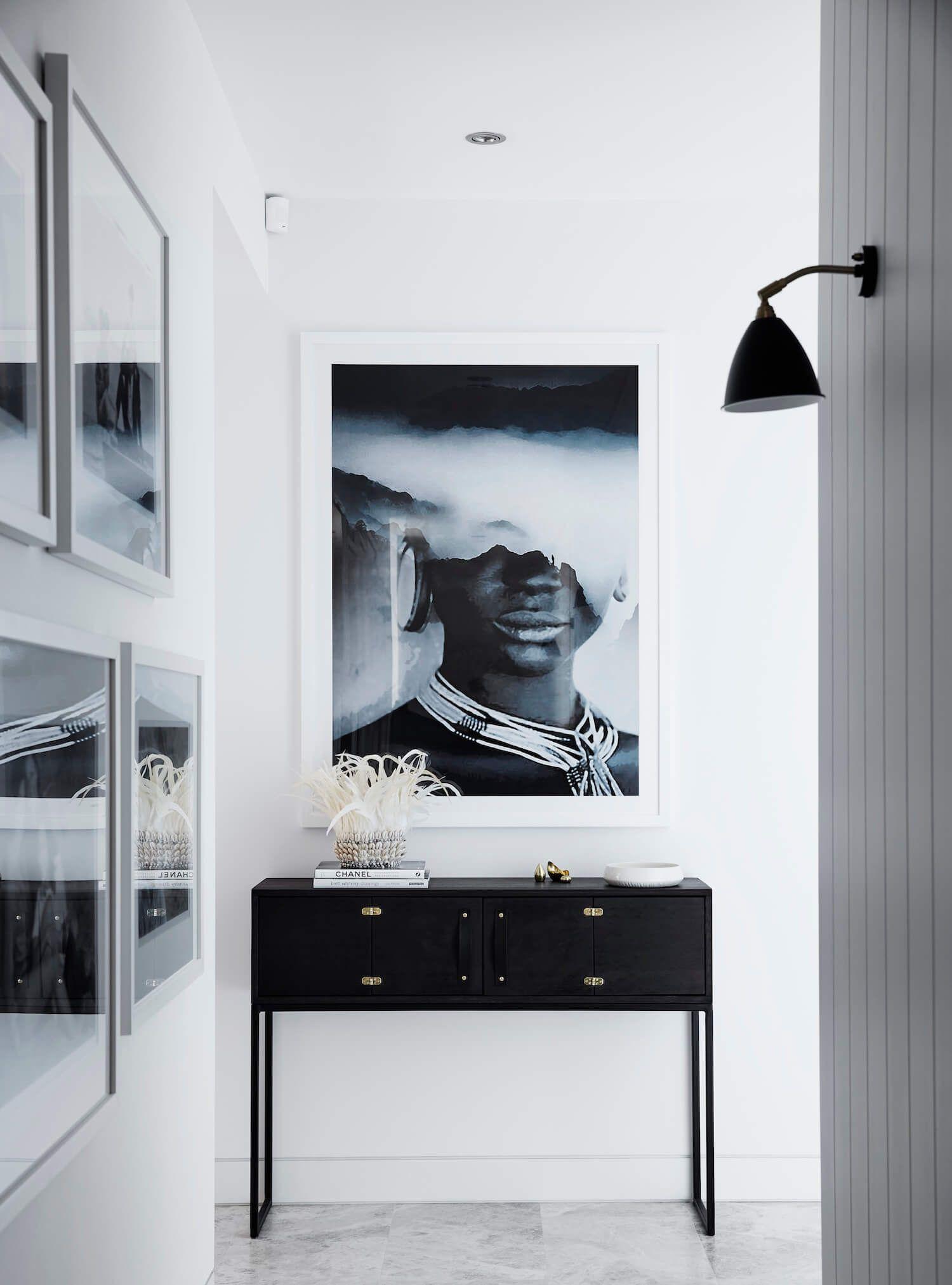 Albert Park Apartment By Griffiths Design Studio Est Living Gallery Wall Design Interior Interior Design
